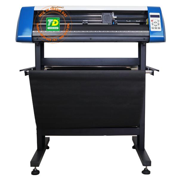 Kiểu dáng máy cắt bế decal tem nhãn AB-720 sang trọng