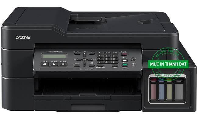 Máy in đa chức năng Brother MFC-T810W