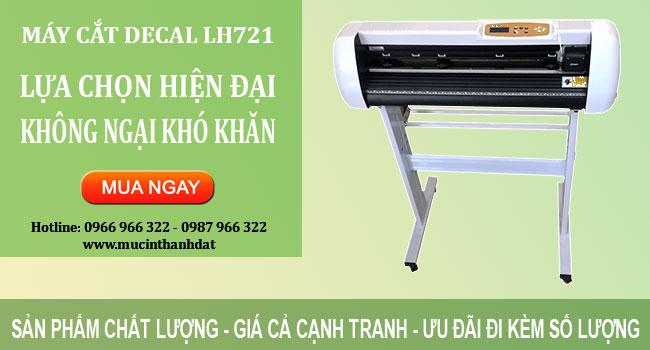 Máy cắt decal LH721