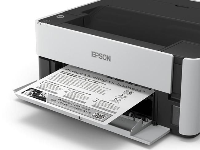 Chất lượng bản in máy in Epson M1140